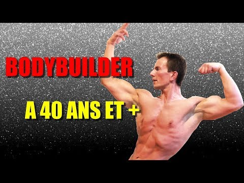 La réduction des muscles de squelette influence