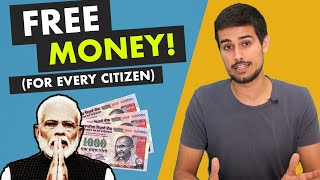 Universal Basic Income | Explained by Dhruv Rathee