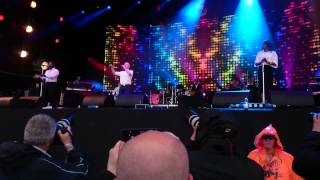 Ain't Necessarily So, Jimmy Somerville, Redwind Scotland 2015