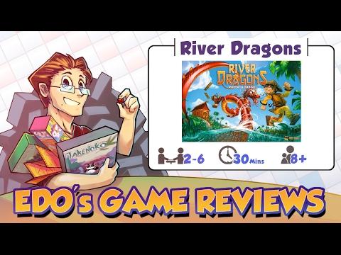 Edo's River Dragons Review
