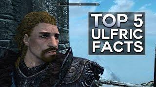 Skyrim - Top 5 Ulfric Facts