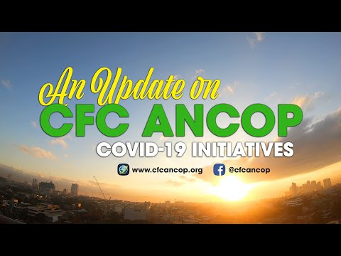 CFC ANCOP COVID-19 INITIATIVES