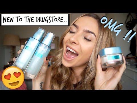 New to the Drugstore | Loréal Hydra Genius Liquid Care Moisturizers !