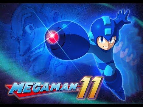 Mega Man 11 PS4 Gameplay Part 2 - Chinajoy 2018 de Mega Man 11