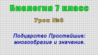 Биология 7 класс Урок 8