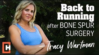 Runner Recovers from Bone Spur Surgery at Coordinated Health
