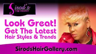 Latest Styles and Hair Trends | Sirod's Hair Gallery | Waldorf, MD