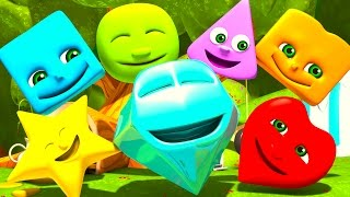 Shapes   Numbers   Colors   ABC Alphabet & Nursery Rhymes Songs