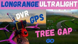 Long Range FPV: Ultralight 5 Inch GPS Testing With DVR