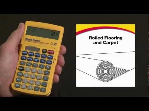 Material Estimator - Carpet and Flooring Calculations