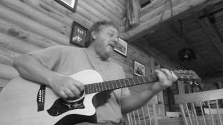 Prohibition Blues - Clayton McMichan by way of Jorma Kaukonen (cover)