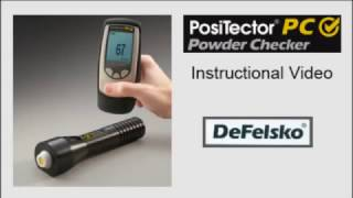 PosiTector PC Powder Checker