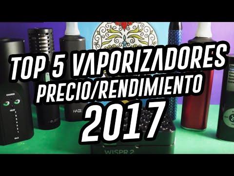 TOP 5 Vaporizadores precio/rendimiento (Español)