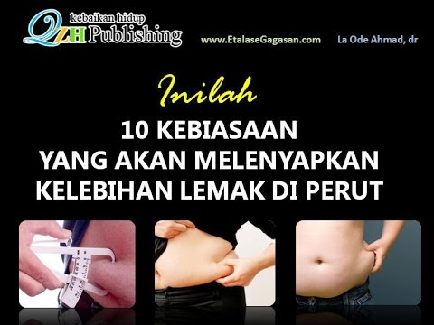Latihan untuk menghilangkan lemak di lengan