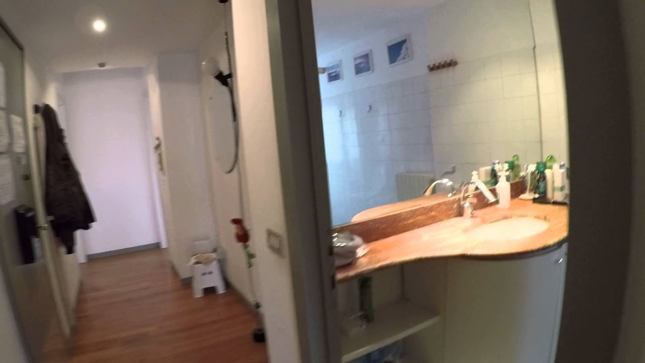 Beds to rent in shared rooms in beautiful and luminous apartment in Loreto