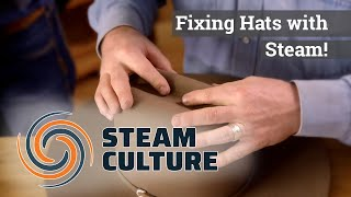Fixing Hats with Steam - Steam Culture