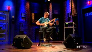 Chris Letchford plays 'The Dark Horse' w/ Fractal & Strandberg 7 string on EMGtv