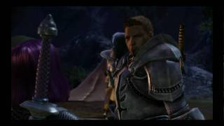 Dragon Age Alistair gets very angry at me!