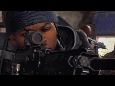 Call of Duty: Modern Warfare - Special Ops Survival Trailer