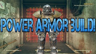 OP Power Armor BUILD || Cheap Counter to Assassins Sentinel || Fallout 76