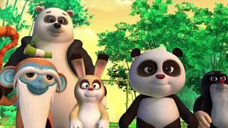 Кротик и Панда - 21 серия - Новые мультики для детей