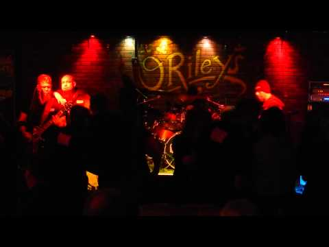 Sinners Union live @ O'Rileys (Dallas) - HELL TO PAY