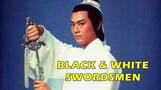 Wu Tang Collection - Black and White Swordsmen