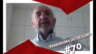 PANORAMA SEGURO RECEBE WALTER PEREIRA