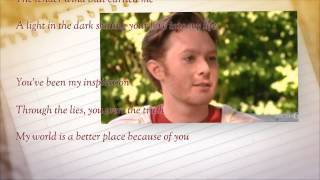 Clay Aiken - Because You Loved Me - Memories of 2013