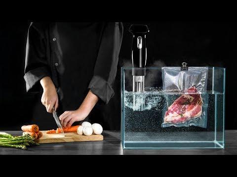 Sous Vide Profesional Series cocción baja temperatura, Cecotec