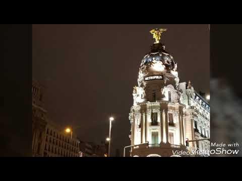 Madrid de día y de noche