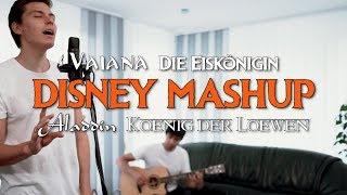 Das Deutsche DISNEY MASHUP | Aladdin, Eiskönigin, König Der Löwen, Vaiana