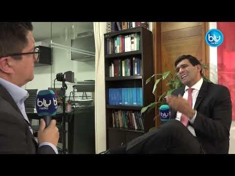 Julian Quintana habla de irregularidades en bienes de extincion de dominio- Blu Radio