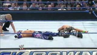 HBK Best Sweet Chin Music Ever In History