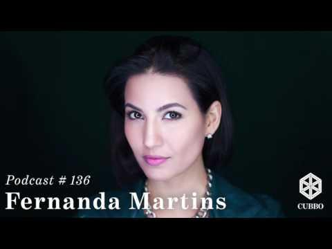 Cubbo Podcast #136: Fernanda Martins (BR)