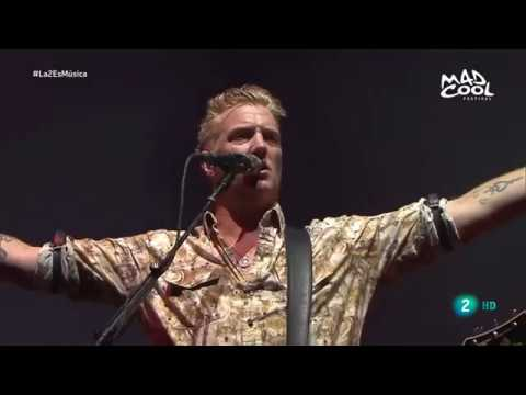 Queens of the Stone Age - The Evil Has Landed  (Live Mad Cool Festival, Spain 2018)