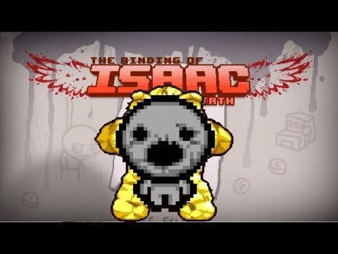 The Binding of Keeper: Afterbirth+ (Chybička)
