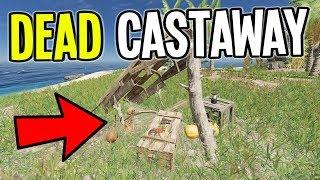 Stranded Deep   Old Castaway Shelter And Bones Found!!   Stranded Deep Gameplay   Ep 3