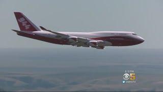Cal Fire Repurposes Retired 747 as Global Supertanker