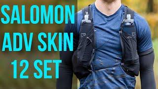 Salomon Adv Skin 12 Set Running Vest Review - Mine broke! But I still love it?