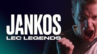 Les Legendes du LEC : Jankos