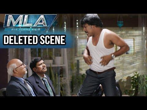 MLA Movie Deleted Scenes   Josh Ravi Superb Comedy Scene   Nandamuri Kalyan Ram   Kajal Aggarwal