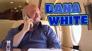 How Rich is Dana White @danawhite ??
