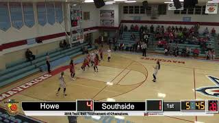 TOC Game 8 - Southside vs. Howe 12/7/18