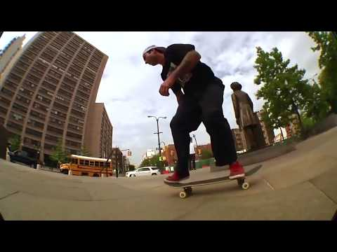 preview image for Bobby Worrest — Krooked: LSD (Let's Skate Dude)