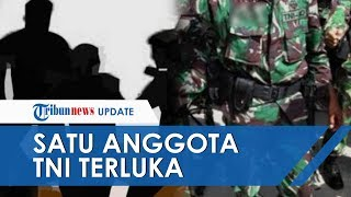 Bentrok Oknum TNI dengan OKP di Medan, 1 Anggota TNI Terkena Senjata Tajam