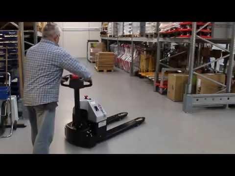 Elektrisk palleløfter 1500 kg