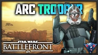 ARC TROOPERS! | Star Wars Battlefront II - Capital Supremacy Gameplay