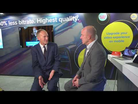 IBC 2017 - Beamr - Mark Donnigan, VP Marketing
