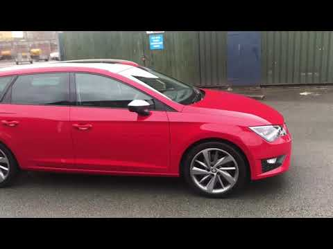 SEAT LEON 1.4 ECOTSI FR TECHNOLOGY DSG 5DR AUTOMATIC